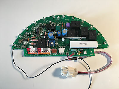 Merlin MR850 Circuit Board #041D6637 Roller Door Opener Service Logic Board