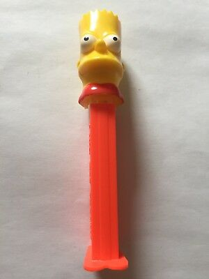 Bart Simpson Pez Dispenser Collectable