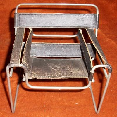 "Miniaturstuhl: Marcel Breuer ""Wassily Chair B3"" (""modell & form"" Version)"