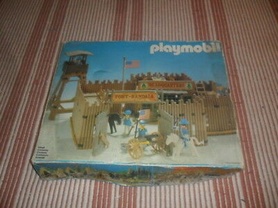 Playmobil Klicky Fort Randall 3419 mit OVP / Western