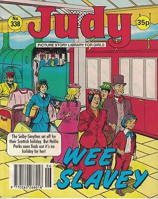 Judy Picture Story Library For Girls no:338