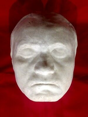 """Museum piece, """"Beethoven Life Mask"""", no funeral, pre-1840"""