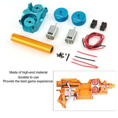 Worker Flywheel Update Kits with Diamond Pattern for Nerf CS-18 Gun Toy GX