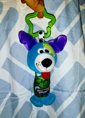 Playgro Trinkle Puppy bell rattle