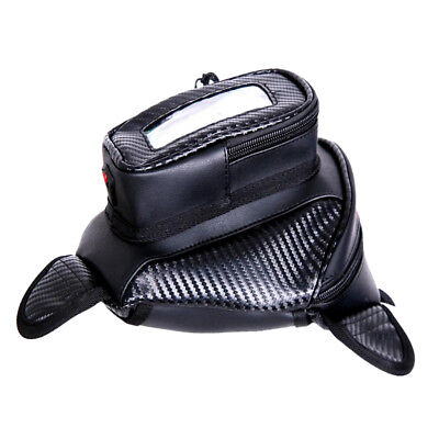 Universal Magnetic Motorcycle Motorbike Oil Fuel Tank Waterproof Bags Travel