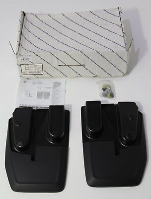 GENUINE VW CRAFTER 2006-2016 FRONT /& REAR MUD FLAPS SET BRAND NEW