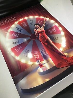 Calendario Campari 2015 Eva Green Con Scatola