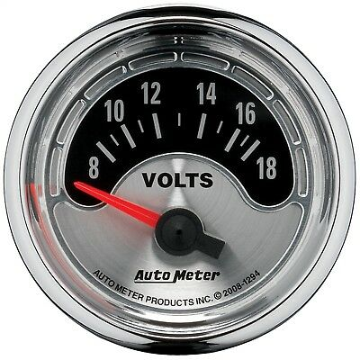 AutoMeter 1294 American Muscle Voltmeter