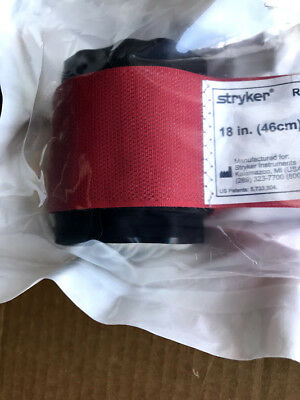STRYKER COLOR CUFF DISPOSABLE TOURNIQUET 18in x 3in  5921-018-135