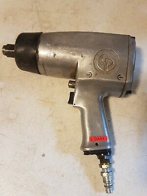 "CP772H chicago pneumatic 3/4"" air impact wrench works great"