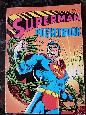 Superman Pocketbook No 4
