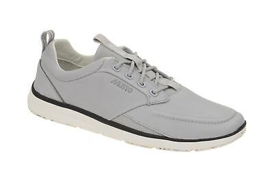 CLARKS MUSTO ORSON Crew Sportswear New With Box Tan Leather
