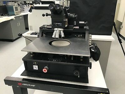 Micromanipulator Probe Station w/ Mitutoyo Microscope Head and Lenses