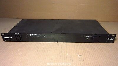 "FURMAN M-10X E Power Conditioner Filter 19"" / 1U 10A MAX 10x Outlets 230V"