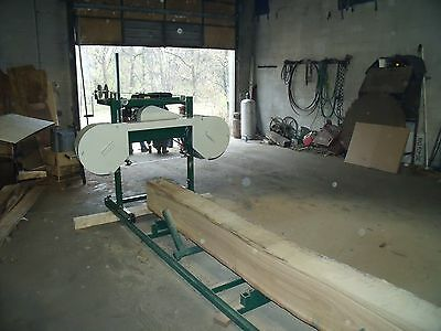 Band Sawmill Plans Build It Yourself Complete  Instructions