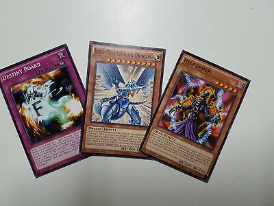 3X Yu-Gi-Oh Duelist Pack Rivals of the Pharaoh Common - YOU PICK!