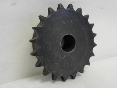 "151843 New-No Box, SST 40B20-5/8NK Sprocket #40, 20 Teeth, 5/8"" Bore, No Keyway"