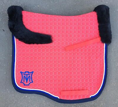 E.A. Mattes Eurofit Large Dressage Saddlecloth