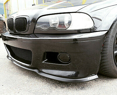 ez lip frontspoiler spoilerlippe lippe tuning bmw e46 m m3. Black Bedroom Furniture Sets. Home Design Ideas