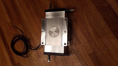 CANNON  rotary table pneumatic cylinder SHM 21 L - MA  42