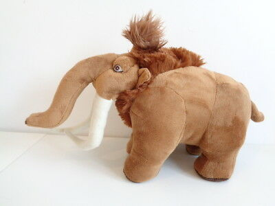 """Ice Age 5 Collision Course - 15"""" Manny The Woolly Mammoth Soft Toy -Play By Play"""
