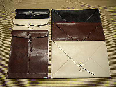 Wholesale Leather Envelopes  Embossed lizard SPECIAL for ( 45 ) Pieces