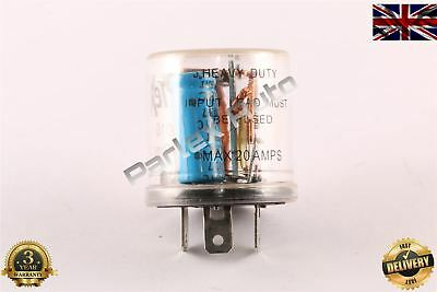 12V 21W 20Amps Car X L P 3 Pin Electronic Flasher Relay Indicator Unit