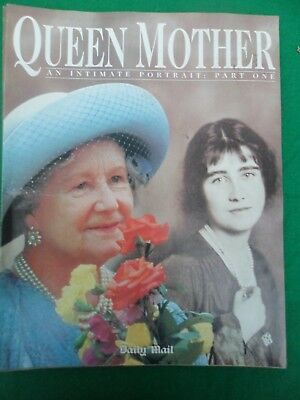 Daily Mail Supplement - Queen Mother an intimate portrait - Part 1