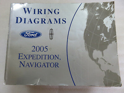 car manuals & literature 2016 ford expedition navigator service manual  electrical wiring diagram oem shop