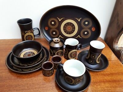 Denby Arabesque (Sandmarkand)  Tea & Dinner Wares - Lots to Choose From