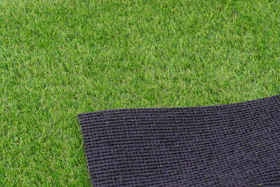 FULL ROLLS Artificial Grass Luxury Garden Realistic Natural Look Turf Fake Lawn