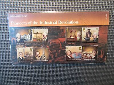 "G.B Presentation Pack ""Pioneers Of The Industrial Revolution"" Pk No.425 10/03/09"
