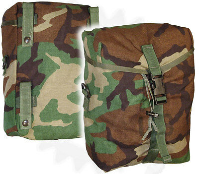 MOLLE II Woodland Sustainment Pouch-NEW