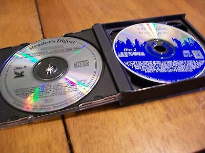 Readers Digest Best Of John Williams Disc 2 And Great Stars Encore 2-Cds
