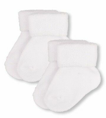 Baby  Booties Size 6-12 Months ( 2 Pack ) New