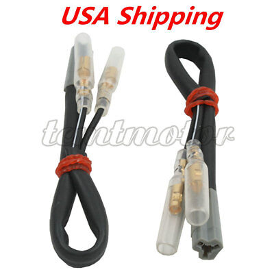 TURN SIGNAL WIRING Connectors Adapter Plug For Yamaha YZF 1000 R1