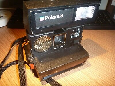 Polaroid Sun 606 Instamatic Film Camera VGC