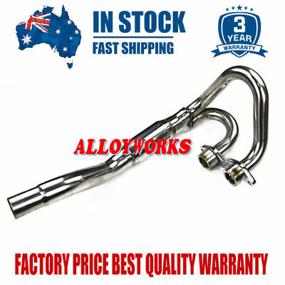 Powerbomb Stainless exhaust Head Pipe Header For Honda XR400 1996-2004 97 1998