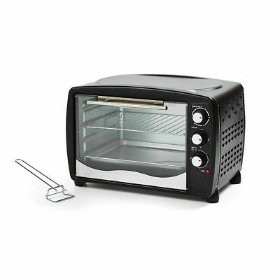 35 Litre Toaster OVEN - Bake, Grill or Toast 1500W Oven - Pizza's, Meat, Cookies