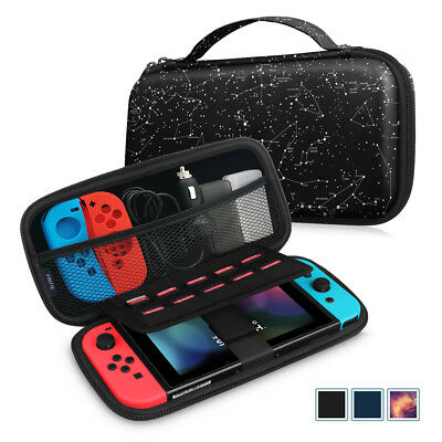 For Nintendo Switch Hard Case EVA Carrying Portable Travel Storage Bag Cover
