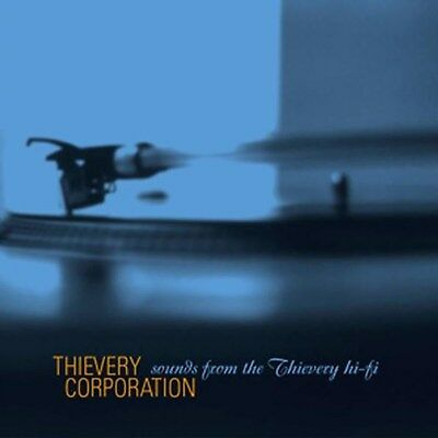 Thievery Corporation - Sounds From The Thievery Hi-Fi (2LP Vinyl Gatefold) NEU!