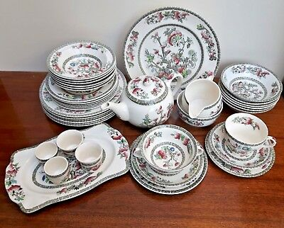 Johnson Brothers INDIAN TREE Tablewares Multiple listing updated 11/09/18