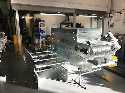 Conveyor belt 1500mm wide x 7 meters long NEW Builds Made from stock