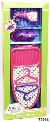 Spark Ironing Playset. Shipping is Free