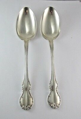"""1 French Provincial By Towle Sterling Silver  Serving Table Spoon 8-3/8"""""""