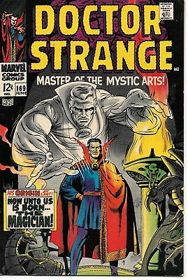 Doctor Strange Issue 169 1968 1st Silver Series Beautiful Copy