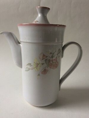 "Denby Melody Large Coffee Pot 9"" High"