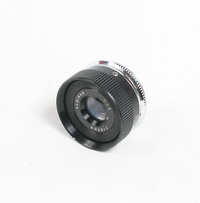 Albinar 50mm f/3.5 Enlarger Enlarging M39 screw mount lens