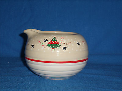 Epoch a Division of Noritake Holiday Joy 8200 Creamer