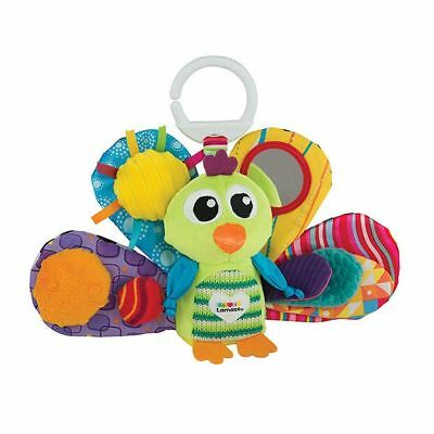 NEW Lamaze Jacques The Peacock